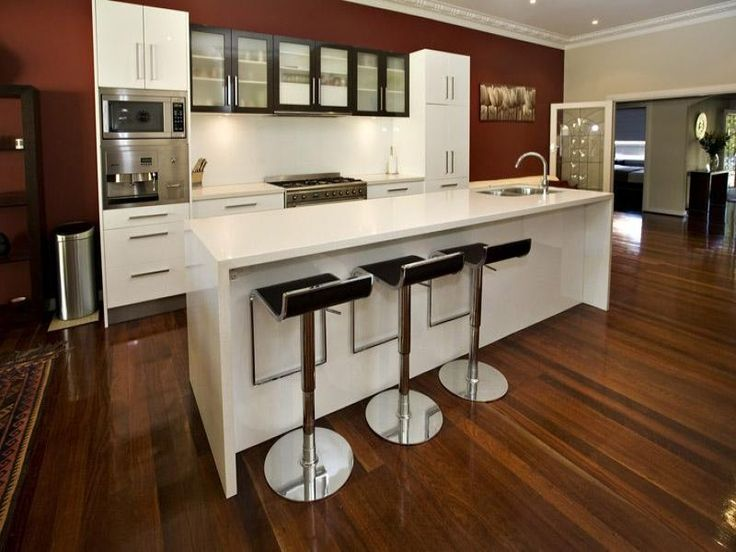 1000 ideas about galley kitchen design on pinterest for Modern galley kitchen ideas
