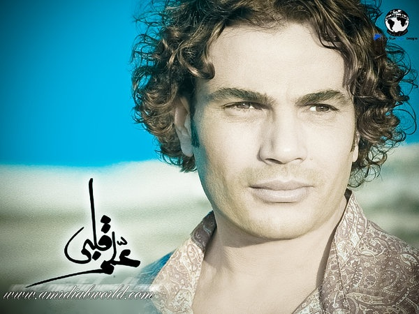 Singer, Amr Diab (Egypt)
