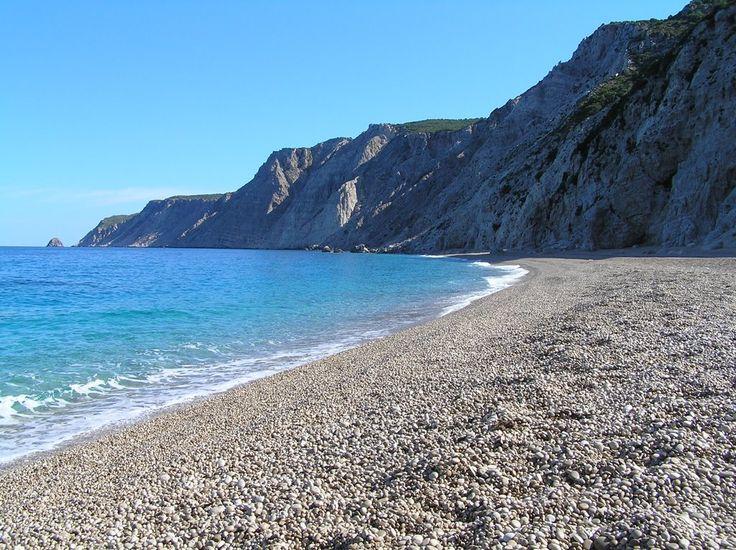 Κεφαλονιά - Πλατιά Άμμος (Kefalonia - Platia Ammos)