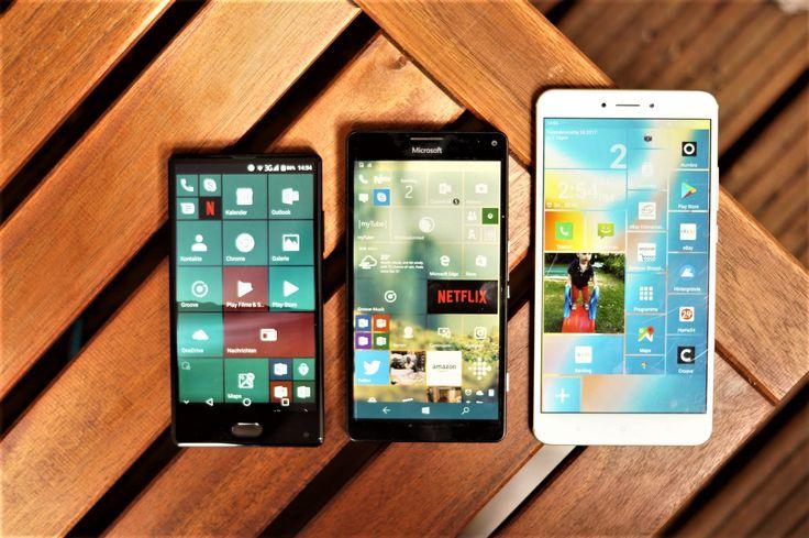 Die Live-Kachel Benutzeroberfläche von Windows 10 Mobile ist für die meisten Fans der Hauptgrund, wieso sie (immer noch) ein Windows Phone benutzen. Das Prinzip der