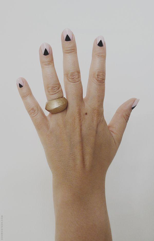 Bellos diseños para uñas corta | Moda y Tendencia