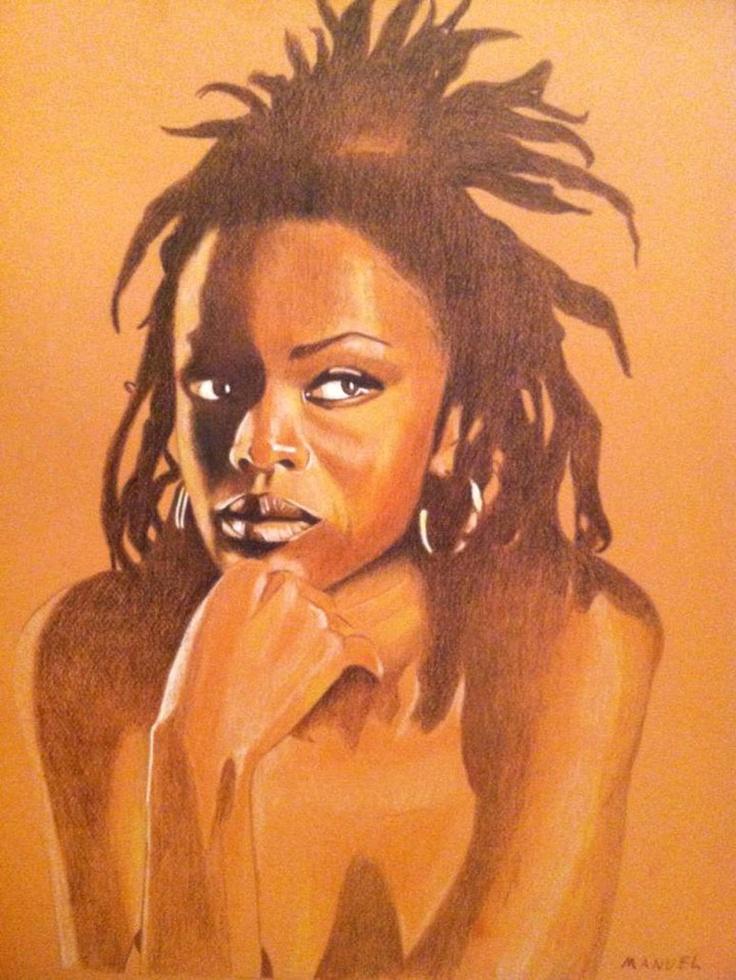 """""""Lauryn Hill"""" by Desmond Manuel"""