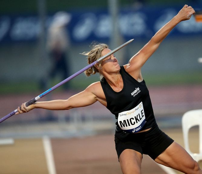 Science of the spear: biomechanics of a javelin throw