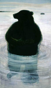 Helena Junttila, She Bear, 1997. Jenny and Antti Wihurin Foundation Collection, Rovaniemi Art Museum