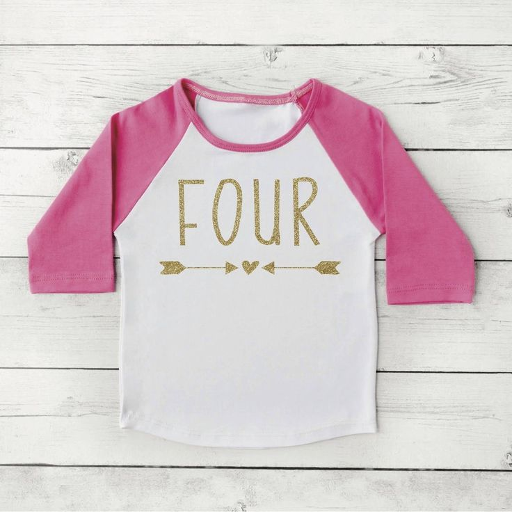Birthday Shirt for Girls. This birthday girl outfit also makes a great photo prop! We at Bump and Beyond Designs love to help you celebrate life's precious moments! This raglan shirt is super soft for