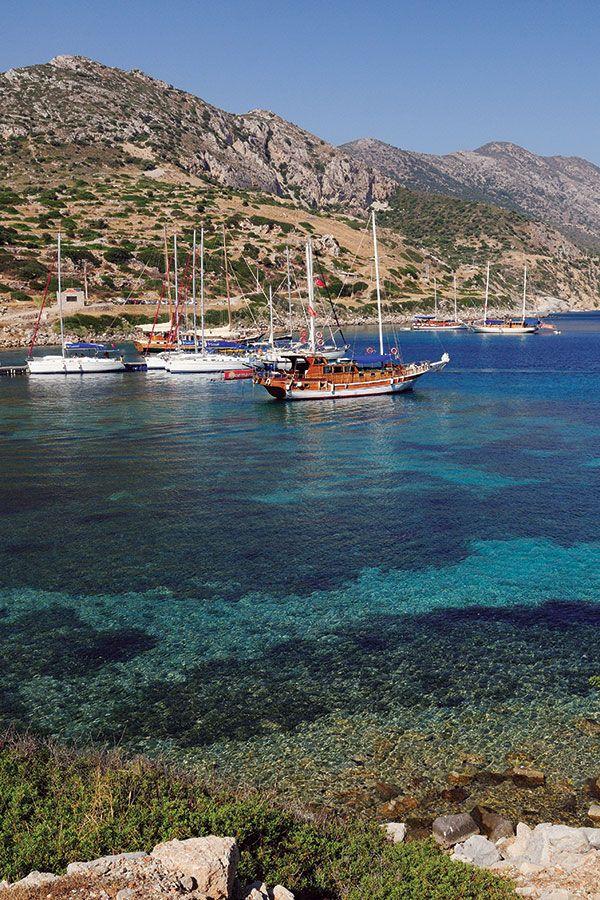 Datça Peninsula, Turkey