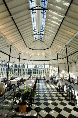 Visit The Pavilion @paviliontearoom if you are considering @StanstedPark as your wedding marquee venue ...