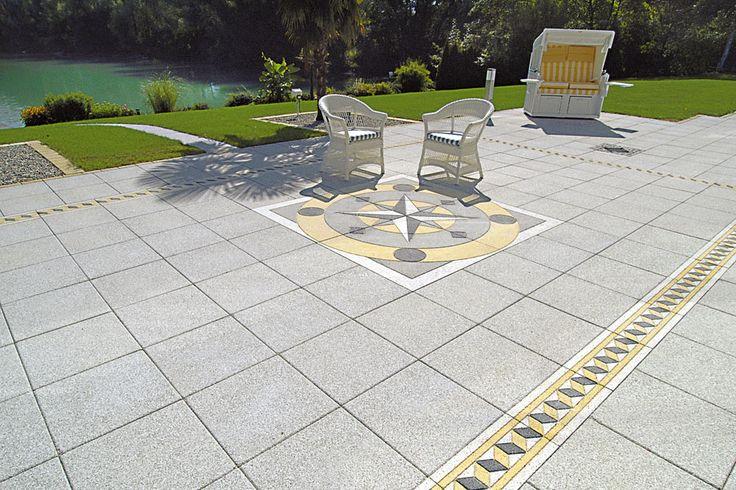 uhl terrassenplatten klassische terrassenplatten terrasse trend 2016 platten steintrend. Black Bedroom Furniture Sets. Home Design Ideas