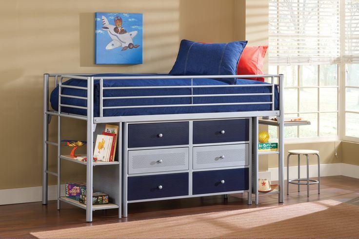 Loft Bed Desk Dresser - Luxury Living Room Furniture Sets Check more at http://www.gameintown.com/loft-bed-desk-dresser/