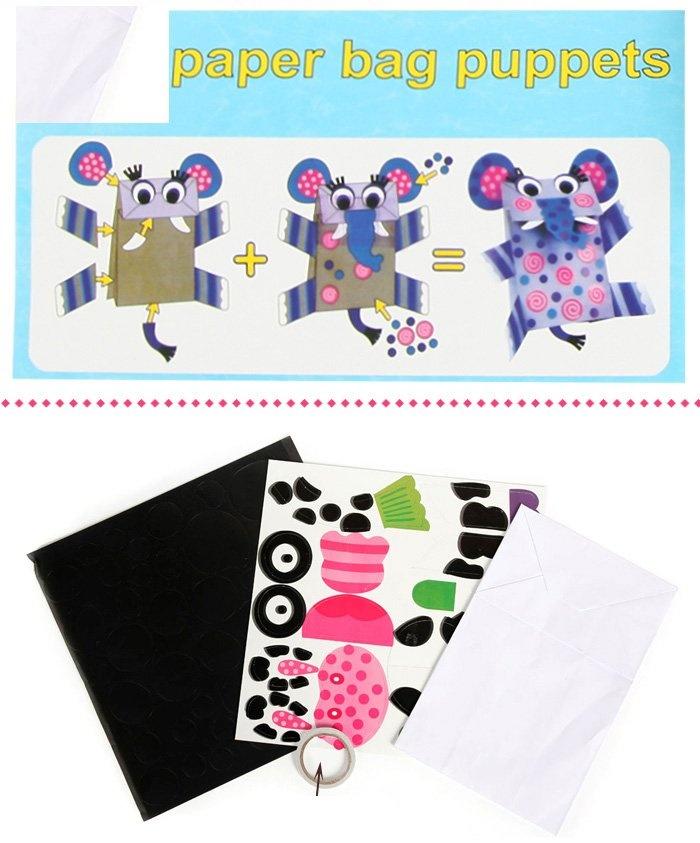 9-stuks-doos-3-lot-papieren-zak-poppen-diy-ambachtelijke-kits-papier-ambachtelijke-kinderen-speelgoed-vroeg