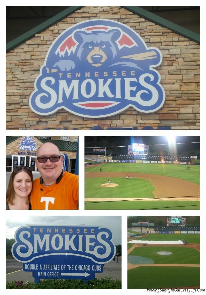 Tennessee may not have major league ball but they do have minor league and I attended my first Smokies Baseball Game. @SmokiesBaseball
