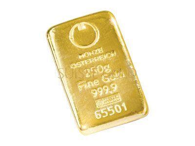 Munze Osterreich 250 Gram Gold Bullion Bar 9999 Fine Gold