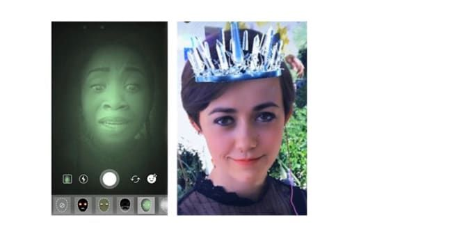 I Will Create Amazing Instagram Facebook Tiktok Snapchat Filters In Spark Ar Effector Snapchat Filters Facebook Filters Filters
