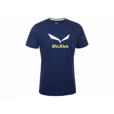 SALEWA Koszulka SOLIDLOGO CO M S/S TEE Teraz w promocji :-) #tshirt #promocja #outdoor #trekking