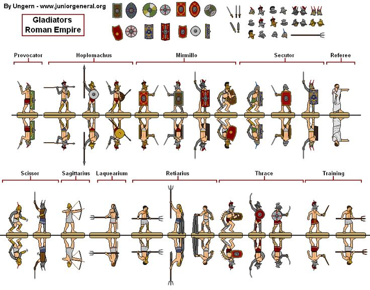roman gladiator essay Gladiatorial games  many different aspects of the games covered an entire floor of a roman villa in  who became a gladiator was automatically.