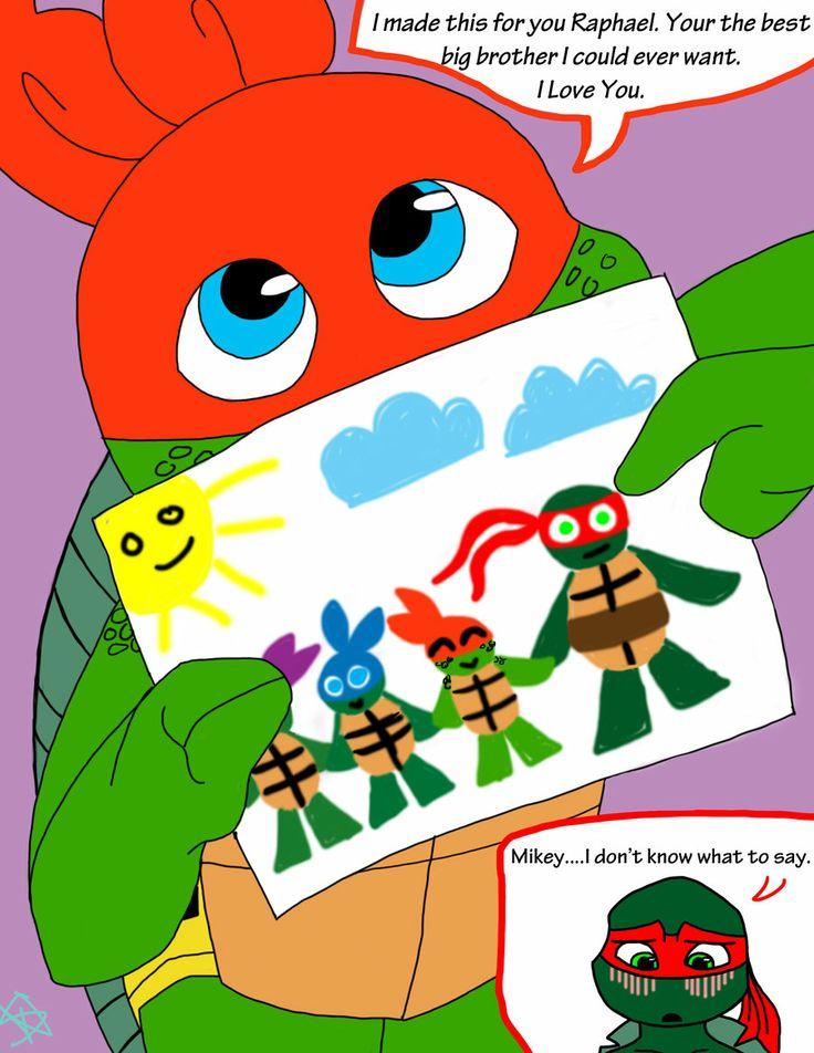 18 Besten Ninja Turtles Bilder Auf Pinterest: 136 Besten Cute Tmnt Pics Bilder Auf Pinterest