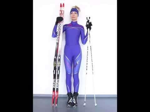 Как правильно одеться на беговые лыжи  0 -5 - http://sportmetod.ru/video/snow/kak-pravilno-odetsya-na-begovye-lyzhi-0.html