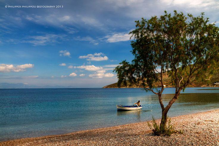 Tilos island, Dodecanese Greece