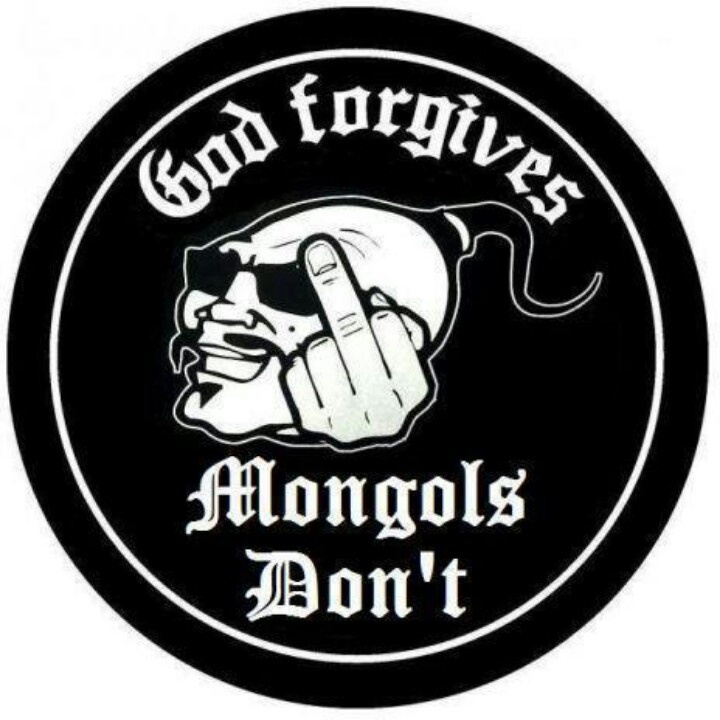 God ForGives ~ Mongols Don't