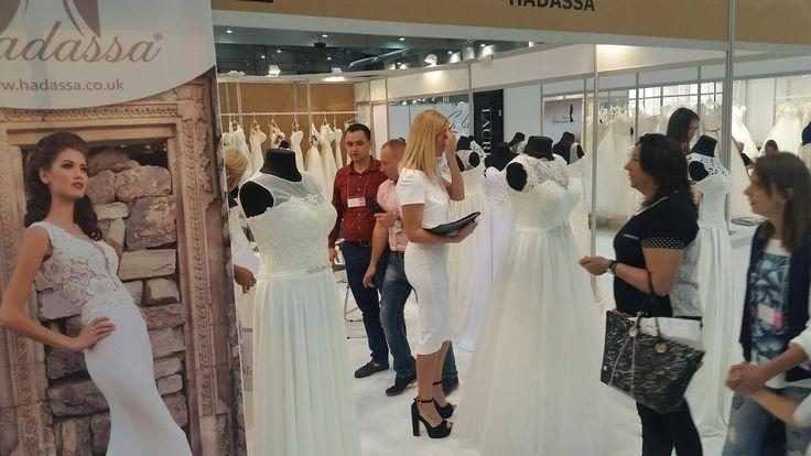 Hadassa na svadobných dňoch vo Varšave