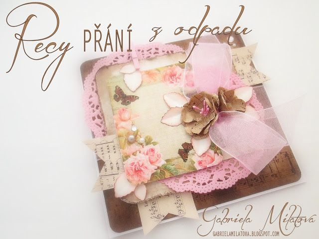 Hand-Crafted by Gabi M.: TUTORIAL