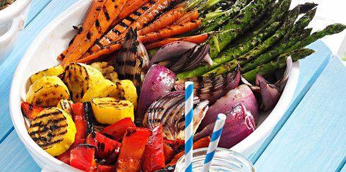 Вегетарианский пикник: восхитительные блюда на костре