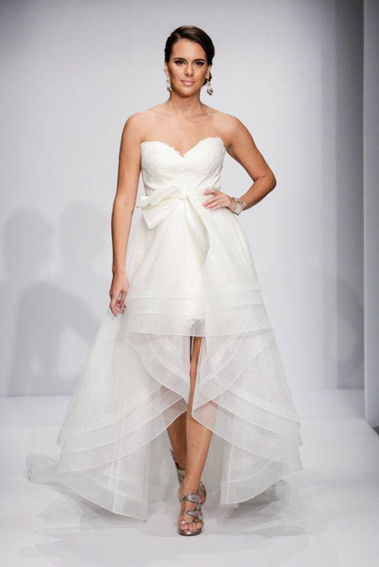 story wedding dress trends