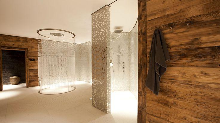 Beauty \ Spa - Chalet N Oberlech T R A V E L L I F E S T Y L E - spa und wellness zentren kreative architektur