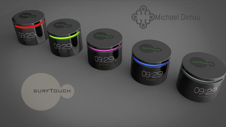 Turn any surface to touch-screen surfTouch