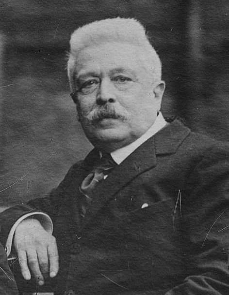 Vittorio Emanuele Orlando (May 19, 1860 – December 1, 1952) was prime minister of Italy during World War I and was one of the Big Four leaders that built the world order after WWI.