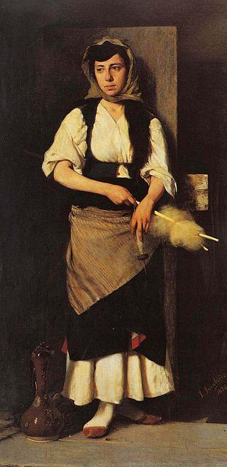 Georgios Jakobides - The Girl