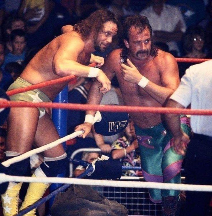 477 Best Legends Of WWF / WWE Images On Pinterest