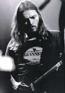If I could be one rock star...? Probably David Gilmour.