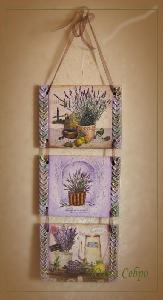 Csodálatos Provance | Judit Kreatív - Kreatív hobbi | decoupage | textil festés | szalvéta technika