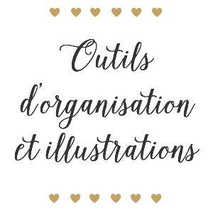 Outils d'organisation par Bulles & Bottillons