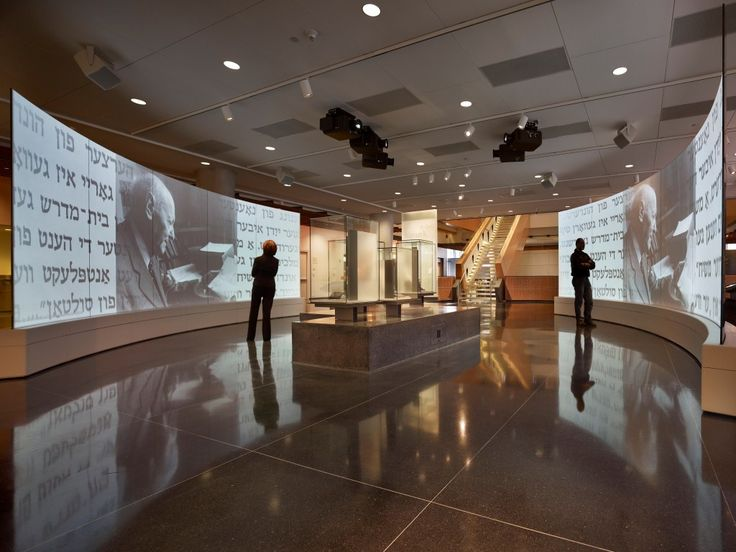 National Museum of American Jewish History (Photo by Barry Halkin Photography)