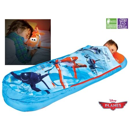 Planes Junior ReadyBed and Go Glow