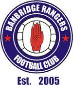 BANDBRIDGE  RANGERS FC  -  BANDBRIDGE  northern ireland