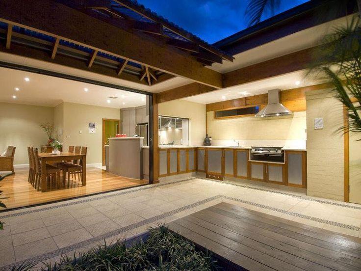 Outdoor Kitchen Design Ideas Get Inspired By Photos Of Outdoor Kitchen Designs From Bella Casa