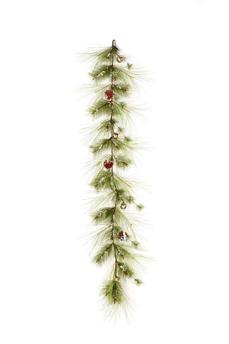 Jingle Bell Garland Best 25 Pine Garland Ideas On Pinterest Garland Making Pine