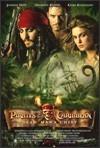 Piratas del Caribe: El cofre del hombre muerto - 2006 Will Blunt y Elizabeth Swann se van a casar, pero ambos son hechos prisioneros por Lord Cutler Beckett y acusados de haber liberado al capitán Jack Sparrow (Depp). Para salvar su vida Will tendrá que encontrar a Jack y conseguir su misteriosa brújula, que esconde un gran poder además de la clave de una deuda de sangre del pirata con un temible y siniestro Davy Jones, el legendario capitán del barco fantasma Flying Dutchman.