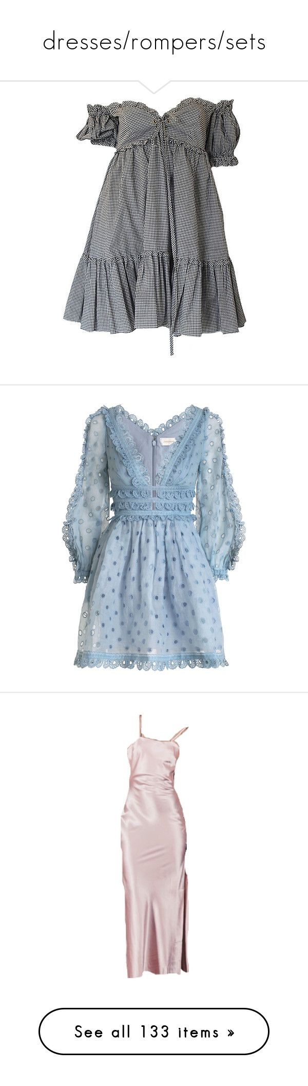 """""""dresses/rompers/sets"""" by trigga ❤ liked on Polyvore featuring dresses, vestidos, moschino dress, mint short dress, corset mini dress, sexy corset dress, sexy corset, blue, robe and deep v-neck dresses"""