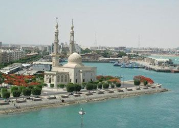 Visit the stunning city of Port Said, Egypt. Book flights to Egypt today >>  https://www.travelstart.com.eg/ #travelstarteg #portsaid #egypt   Pin saved from;Michelle King