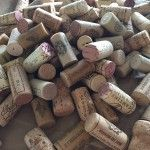 Crafty Project: Using wine and champagne corks