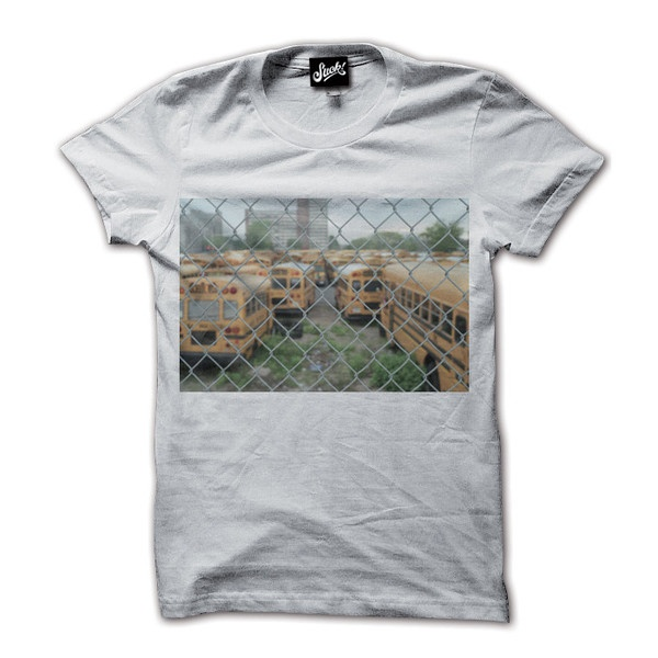 collabo tee with Suck! Clothing
