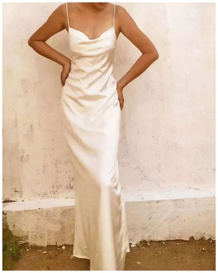 33++ Silk slip wedding dress australia ideas
