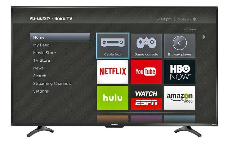 Can You Jailbreak A Roku Device Smart Tv Roku Sharp Tv
