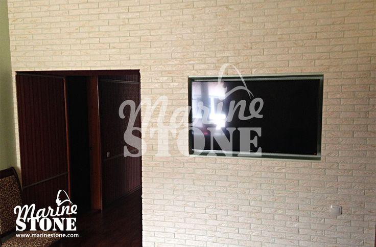 Мастерская MarineStone - Декоративный Классический кирпич  из гипса от производителя в Иркутске, Ангарске