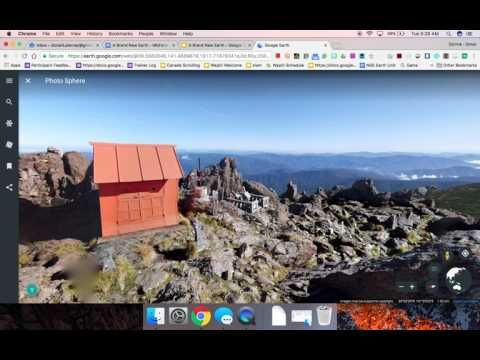 Visually Sharing Street View Images in the New Google Earth - YouTube