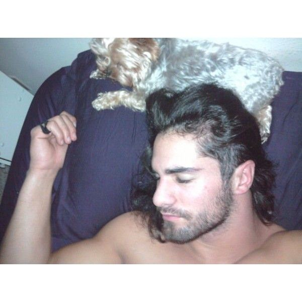 Seth Rollins, Zahra Schreiber's Naked Selfies Leak Online (SEE THEM)... ❤ liked on Polyvore featuring seth rollins and wwe
